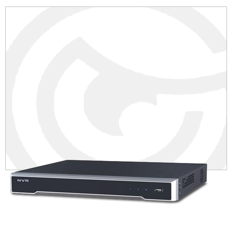 8 Channel NVR's