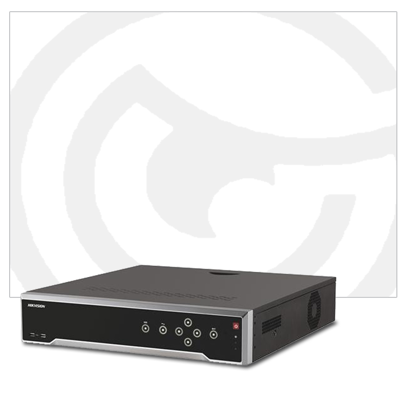 16 Channel NVR's