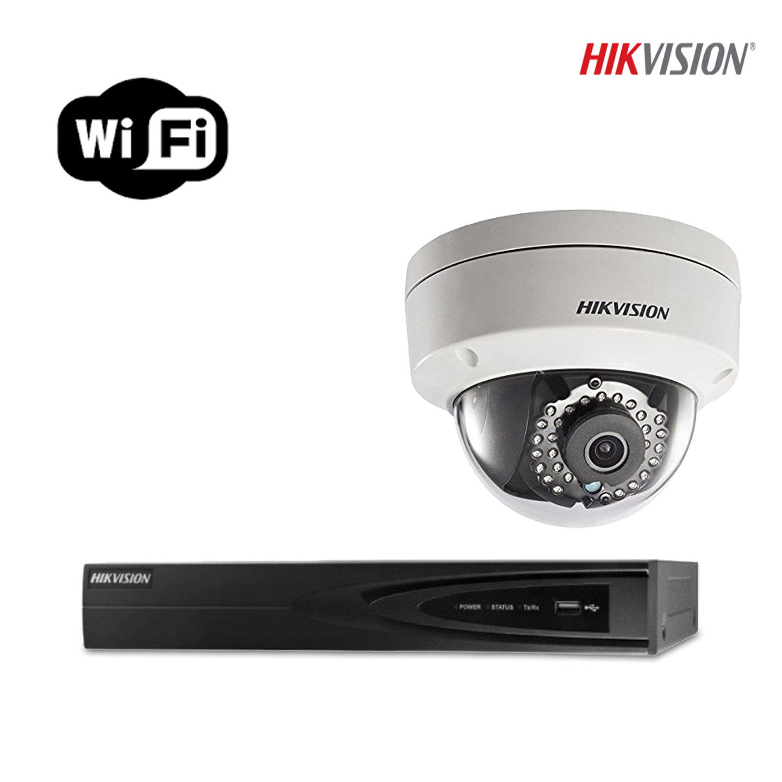 Wireless IP CCTV Kits