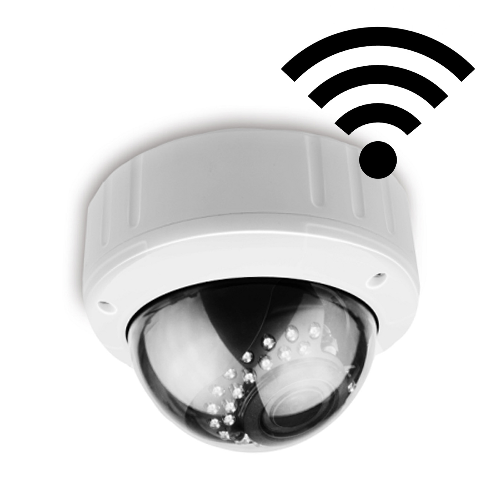 Wireless IP CCTV Cameras